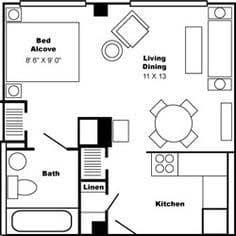 architectural design floor plan 4