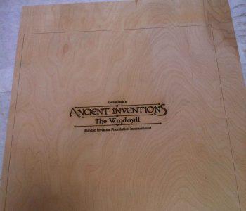 Laser Cutting Wood 2